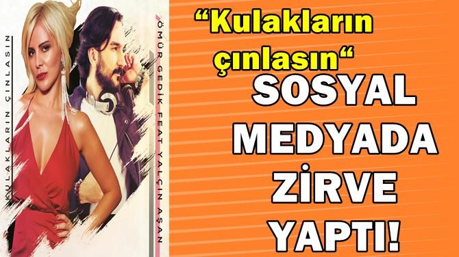 """""""KULAKLARIN ÇINLASIN """"SOSYAL MEDYADA ZİRVE  YAPTI!"""