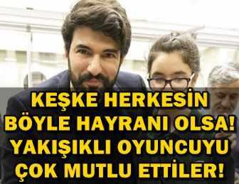ENGİN AKYÜREK'İN EN ÖZEL DOĞUM GÜNÜ HEDİYESİ!..
