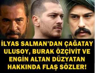 SERT KONUŞTU!.. İLYAS SALMAN ÖNÜNE GELENE VERDİ VERİŞTİRDİ!..
