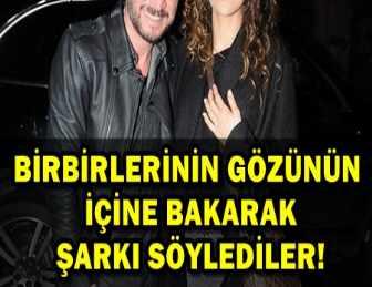 KAVGA EDİP AYRILAN ÜNLÜ ÇİFT BARIŞTI!