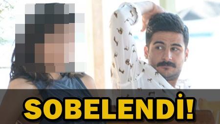 GÜZEL OYUNCU SEVGİLİSİYLE BODRUM'DA YAKALANDI!