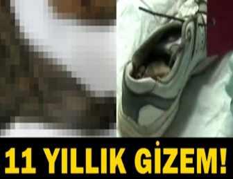 KOPMUŞ GİZEMLİ AYAKLAR KORKUYA SEBEP OLDU! ÇOĞU ERKEK AYAĞI!..