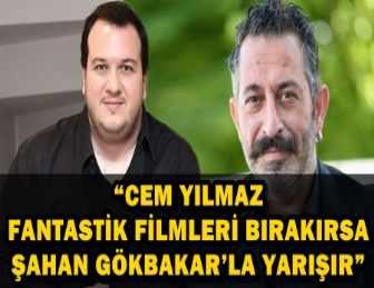 CEM YILMAZ VE ŞAHAN GÖKBAKAR'LA İLGİLİ ÇARPICI TESPİT!..