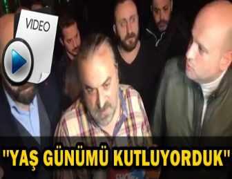 VOLKAN KONAK'TAN SİLAHLI SALDIRI SONRASI İLK AÇIKLAMALAR!..