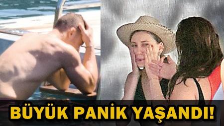 KEREM BÜRSİN YÜREKLERİ AĞZA GETİRDİ!..