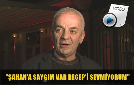 ZAFER ALGÖZ'DEN RECEP İVEDİK'E GÖNDERME...