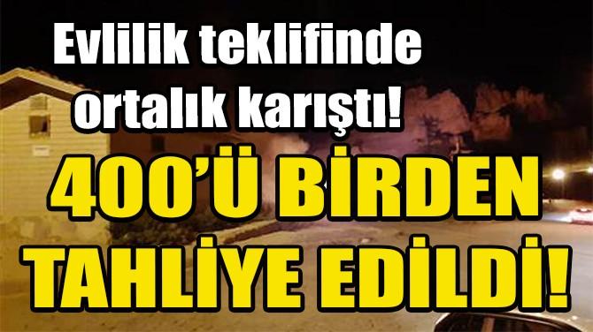 EVLİLİK TEKLİFİ FELAKETE NEDEN OLUYORDU!