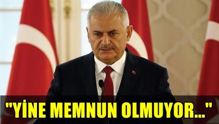 """BAŞBAKAN BİNALİ YILDIRIM'DAN CHP LİDERİ KILIÇDAROĞLU'NUN ELEŞTİRİLERİNE YANIT!.. """"GEREKİRSE TEKRAR ANLATIRIZ!.."""""""