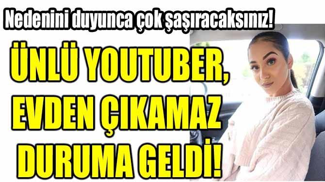 ÜNLÜ YOUTUBER'IN SUYA ALERJİSİ  VAR!