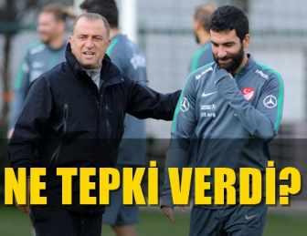 """ARDA TURAN'DAN """"FATİH TERİM"""" YORUMU!.."""