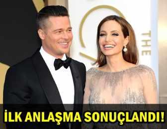 ANGELINA JOLIE VE BRAD PITT'İN VELAYET DAVASI SONUÇLANDI!..