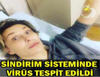 GÜLSE BİRSEL HASTANEYE KALDIRILDI!..