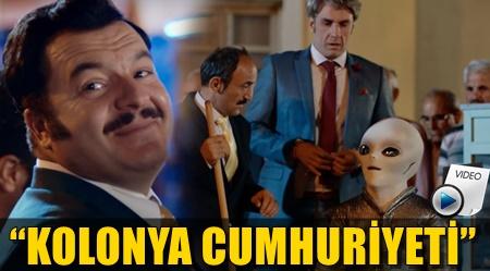 BKM'DEN YENİ FİLM! TÜRKİYE'YE UZAYLILAR GELİYOR!..